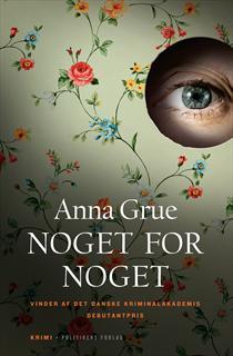 Bogforside: Det taler vi ikke om af Anna Grue